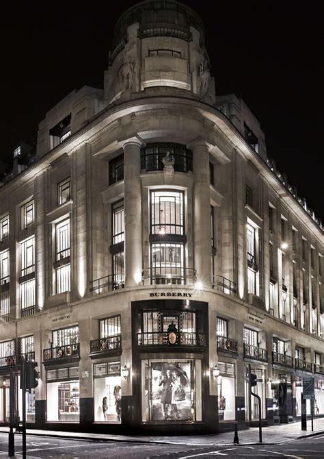 apple siege social burberry flagship store retail design