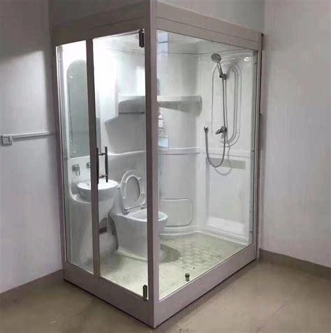 mobile modular  good price prefabricated bathroom pods