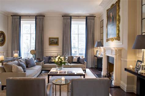 lots  seating floor  ceiling draperies great neutral
