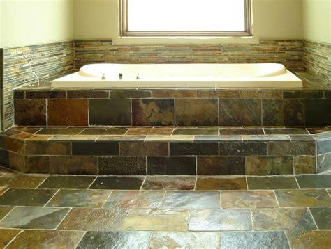rustic bathtub tile surround custom barndominiums studio design gallery best design
