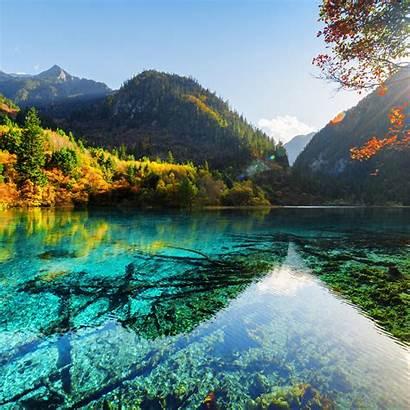 4k Ultra Wallpapers Lake Nature Ipad Air