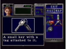 Resident Evil 3 Nemesis Screenshots for PlayStation