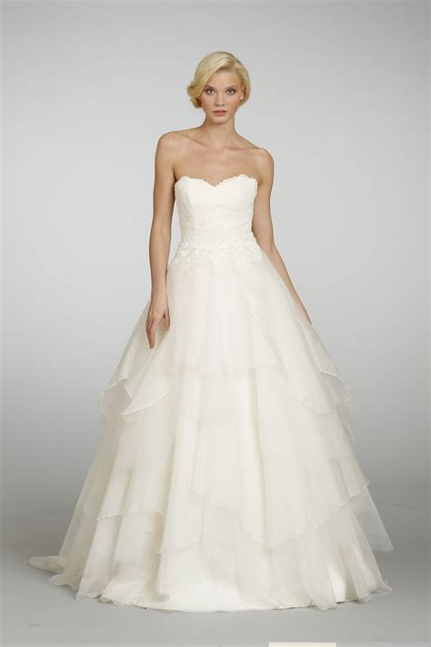 Sheer Bridal Goodness From Hayley Paige Spring 13 Onewed