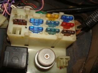 cab fuse box id  yotatech forums