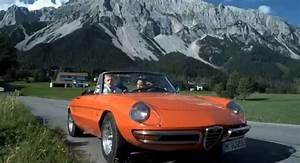 Alfa Romeo Spider 1968 : 1968 alfa romeo 1750 spider veloce in die bergretter 2009 2015 ~ Medecine-chirurgie-esthetiques.com Avis de Voitures