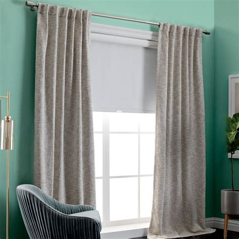 ivory curtains with blackout lining curtain menzilperde net