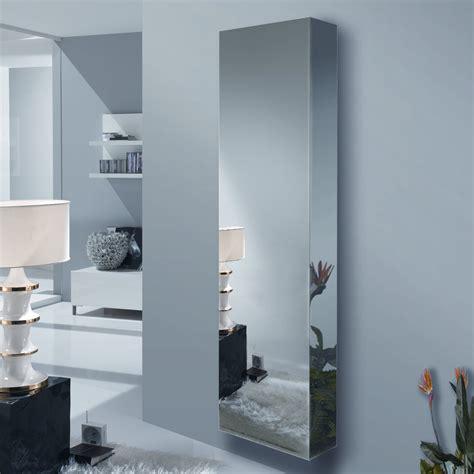 but fr chambre meuble de rangement suspendu avec porte à miroir wayne