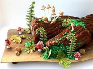 Decoration De Buche De Noel : kitchen histories b che de no l etsy journal ~ Preciouscoupons.com Idées de Décoration