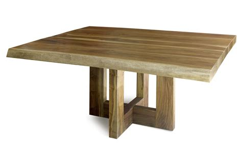 Designer Tische Holz contemporary rectangle unfinished reclaimed wood table for