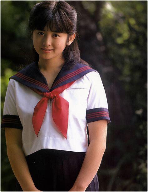 スケバンではない斉藤由貴にa 俳優、女優 神宮寺真琴のつぶやき Yahooブログ