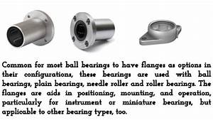 What Are The Issues With Flange Mount Bearing?