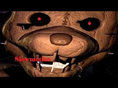 Fnac All Jumpscares Slowmotion Youtube