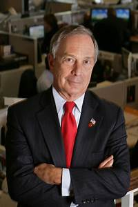 New York City Mayor Michael R. Bloomberg To Take Part In ...