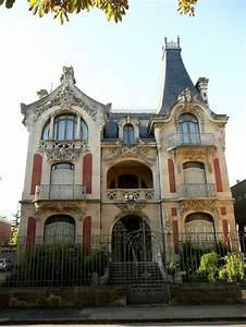 Art Nouveau Architecture : 2205 best art nouveau architecture images on pinterest ~ Melissatoandfro.com Idées de Décoration