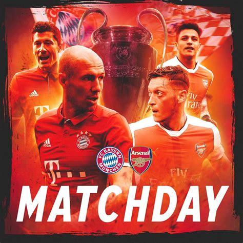 Video Arsenal vs Bayern Munich Highlights & Goals