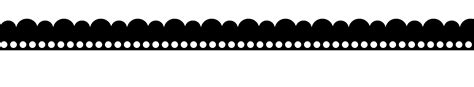 Scalloped Edge Border Clipart  Clipart Suggest