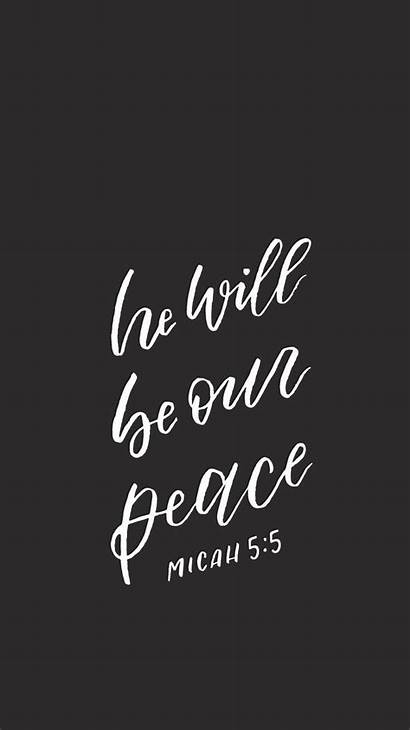 Bible Verse Quotes Calligraphy Peace Wallpapers He