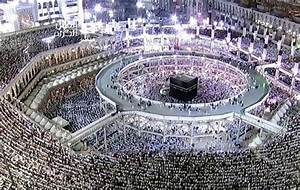 Saudi government deploy security troops for the Hajj ...