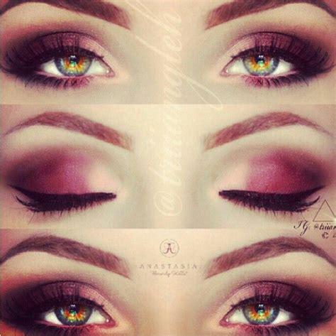 Beautiful Hazel Eyes Makeup