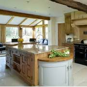 Open Plan Kitchen Designs Large Open Plan Country Kitchen Kitchens Kitchen Ideas Image
