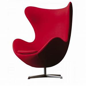 Egg Chair Arne Jacobsen : fritz hansen egg chair by arne jacobsen aram ~ Bigdaddyawards.com Haus und Dekorationen