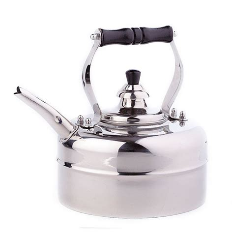 dutch windsor stainless steel whistling tea kettle  shipping today overstockcom