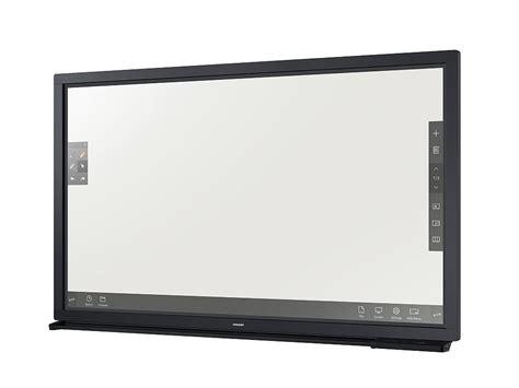 Interaktive Whiteboards Samsung Launcht Neue Ir Basierte
