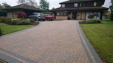 driveway brick block paving cambridgeshire driveways