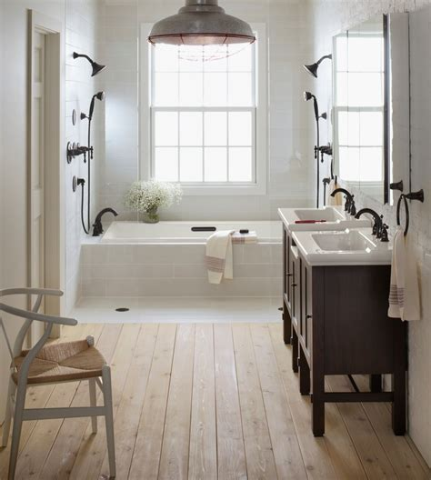 good ideas  pictures classic bathroom floor tile