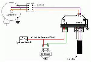 ignition control module wiring diagram ignition control ... on