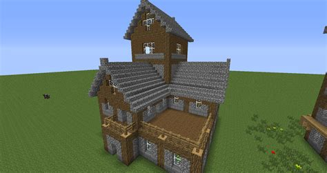 minecraft house tutorial step  step pictures zion star