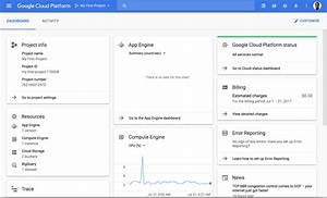 A Gentle Introduction to Google Cloud Platform for Machine ...