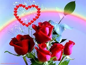 40 Romantic Love Wallpapers -DesignBump