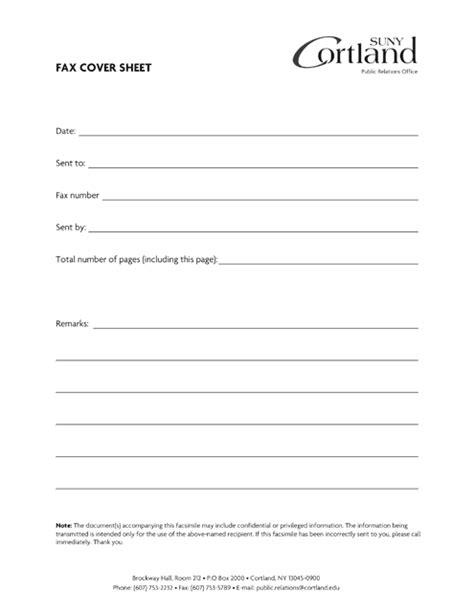 fax letterhead  printable letterhead