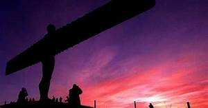 The Angel of the North Marking iconic artwork's 15th anniversary  Birmingham Mail