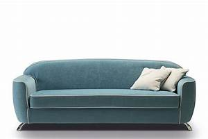 Charles, Vintage, Sofa, With, A, 50s, Style
