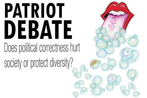 letter to the editor baines on political correctness the patriot patriot debate political correctness 29436