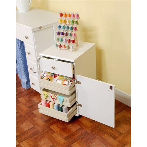 Arrow Sewing Cabinets Suzie Sidekick Storage Cabinet ...