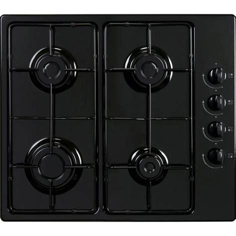 plaque de cuisine gaz plaque de cuisson gaz 4 foyers noir frionor ggnofri 2