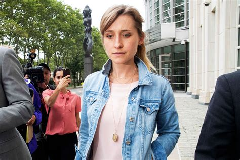 Ex 'smallville Star And Accused Nxivm Sex Trafficker