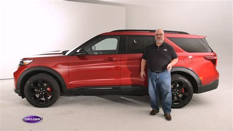2020 Ford Explorer St by 2020 Ford Explorer St Ford Review Release Raiacars