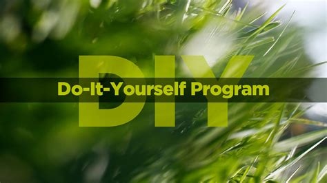 program omaha organics diy lawn