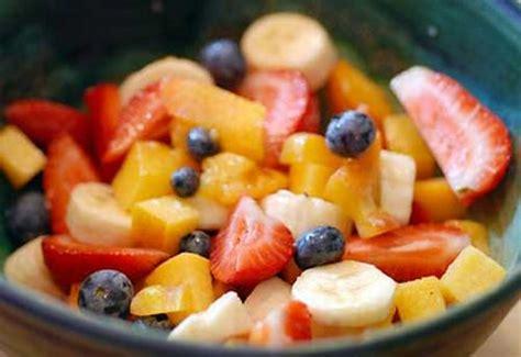 resep   membuat salad buah  segar  menyehatkan