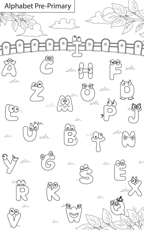 english worksheets  alphabet  grade  keypractice