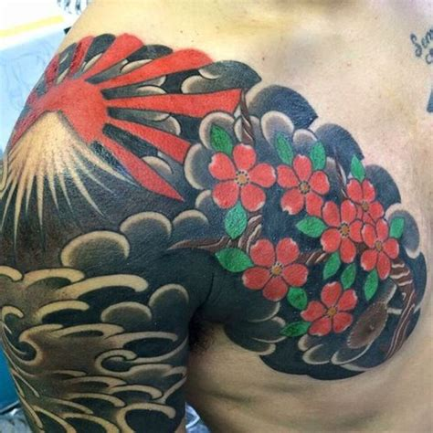 top  japanese cherry blossom tattoo designs