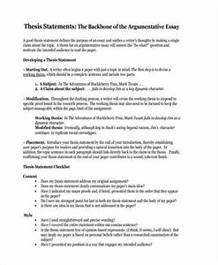 How To Use A Thesis Statement In An Essay Argumentative Thesis Statement About Feminism Writing Best Business School Essays also High School Reflective Essay Argumentative Thesis Statement The Interlopers Essay Argumentative  Essay On Business Ethics