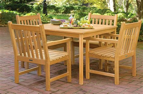 best shorea wood furniture for outdoors in 2017 teak