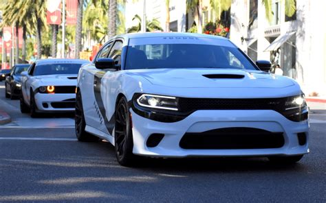 Dodge Charger Stormtrooper by Dodge Joins The Side With Wars Themed Cars