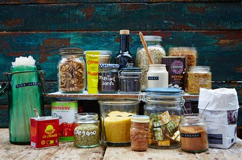 Store Cupboard Essentials by Store Cupboard Essentials For Families Oliver