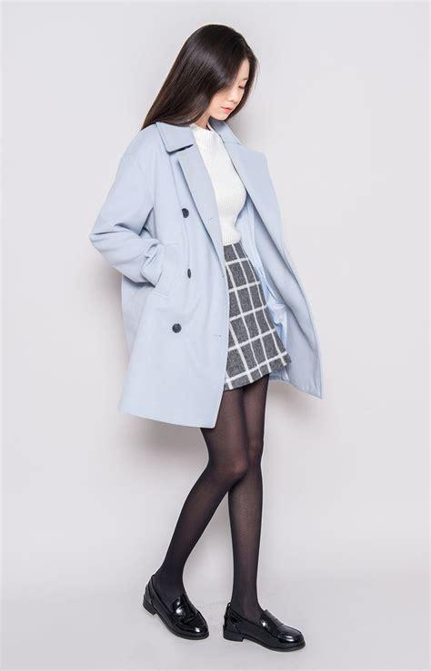 25+ best ideas about Korean fashion winter on Pinterest | Korean fashion fall Long socks outfit ...